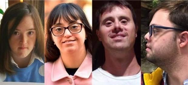 Blanca, Susana, Carlos y Jesús, cuatro candidatos con síndrome de Down en las municipales