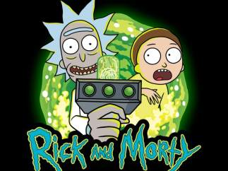 'Rick and Morty'