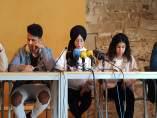 26M.- Exmenas Acusan A Los Partidos De Usar A Menores Migrantes En La Campaña