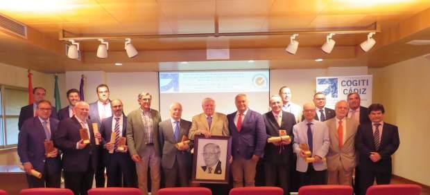 Cádiz.- Cogiti Cádiz instituye el Premio Profesionales Ejemplares