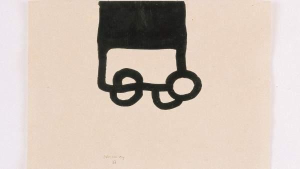 El Marco de Vigo acoge una exposición de fondos de la Colección Telefónica con obras de Tápies, Picasso o Chillida