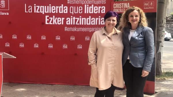 26M.-Cristina González Reivindica Al PSE Como 'Referente' De La Izquierda Por Sus Políticas 'Reales Y Efectivas'