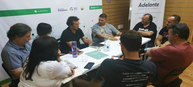 Cádiz.-26M.- Adelante Cádiz apuesta por un pacto por el empleo sostenible y contra la precariedad