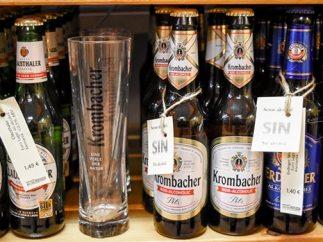 Cervezas 'sin'