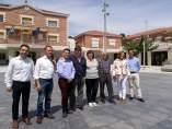 26M.- Aliaga (PAR) Garantiza El Compromiso Del PAR Con El Progreso De Aragón