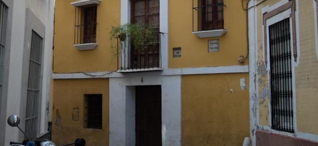 Sevilla.- Inician una campaña de 'crowdfunding' para financiar la reforma de la casa natal de Velázquez
