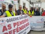 26M.- Senra (En Marea) Se Compromete A Continuar La Defensa En Bruselas Del Sistema Público De Pensiones