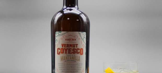 Cádiz.- Delgado Zuleta lanza el primer vermut de manzanilla del mercado bajo el nombre de 'Goyesco'