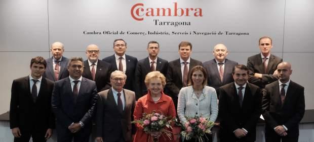 La Cámara de Tarragona renueva su pleno y reelige a Laura Roigé como presidenta