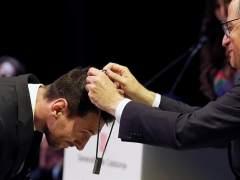 Messi recibe la Creu de Sant Jordi