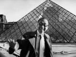 Ieoh Ming Pei, creador de la Pirámide del Louvre