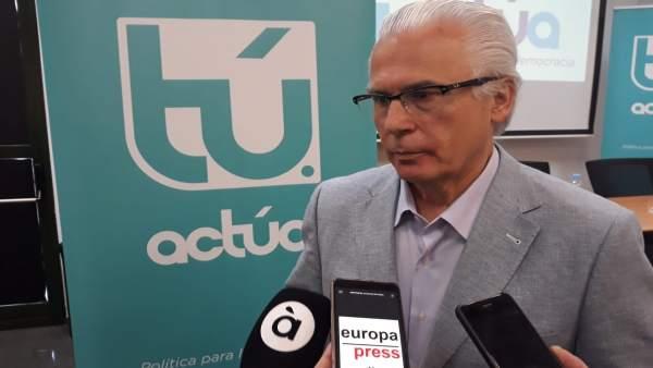 Baltasar Garzón diu que l'arrest de Josu Ternera és una satisfacció per a les víctimes i demana no usar-ho políticament