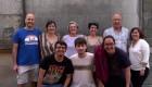 Tres generaciones de una misma familia superan el cáncer