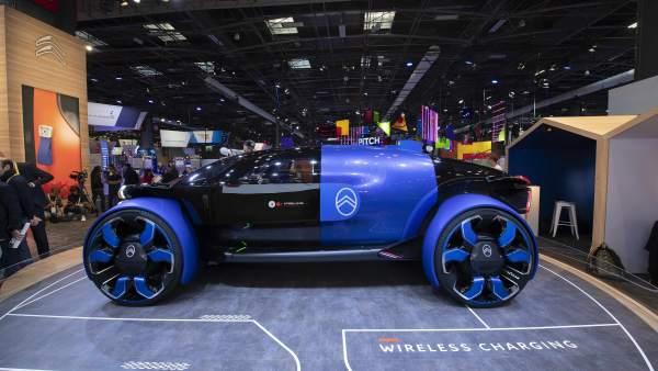 Un coche 100% eléctrico y con 800 kilómetros de autonomía.
