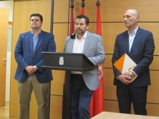 26M.- Cs Se Fija Convertir Murcia En El Mayor Centro Comercial Abierto De España