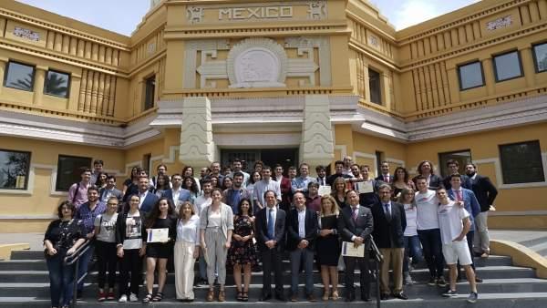 Sevilla.- La Universidad de Sevilla entrega los premios de su XIV Concurso de Ideas de Negocio