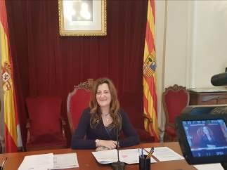 26M.- El Número De Electores Y De Concejales En La Provincia De Huesca Baja, En Comparación Con Los Comicios De 2015