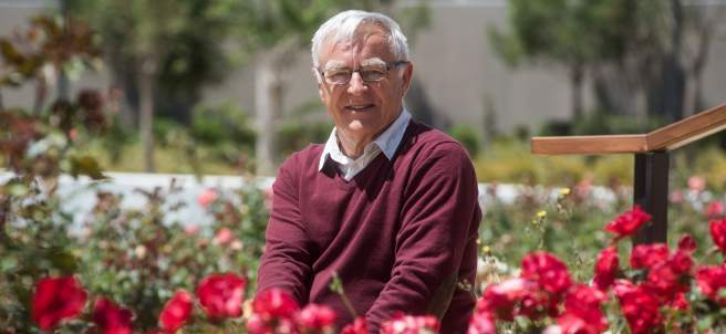 Joan Ribó, alcalde de València y candidato de Compromís a la reelección