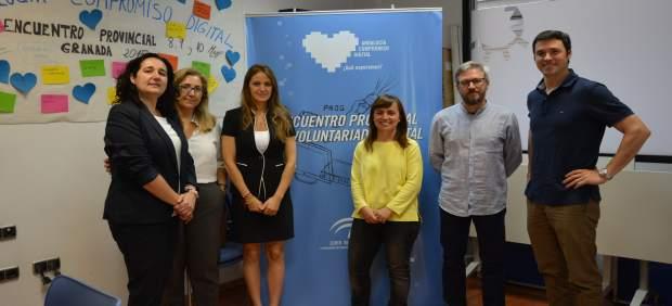 Granada.- Economía.- Junta destaca la labor que presta Andalucía Compromiso Digital para extender el uso de las TIC