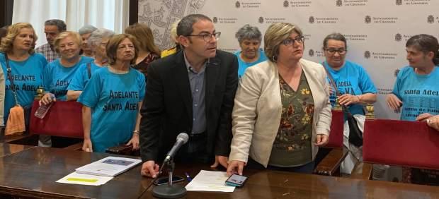 Granada.- El Ayuntamiento garantiza la culminación de la tercera fase de Santa Adela