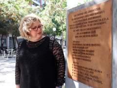 Lucía Ruiz, víctima de ETA