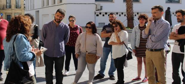 Cádiz.-26M.-Maíllo apoya en Chiclana a su candidato, con 'visión estratégica de la cultura para una ciudad trimilenaria'