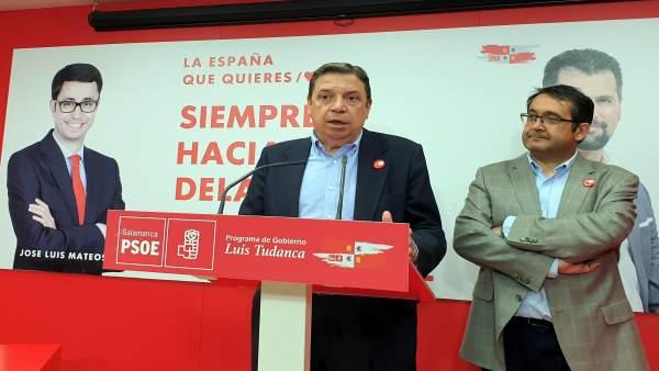 26M.- Luis Planas Asegura, Sobre Su Cometido En Política Territorial, Que Trabajará 'Buscando Soluciones Constructivas'