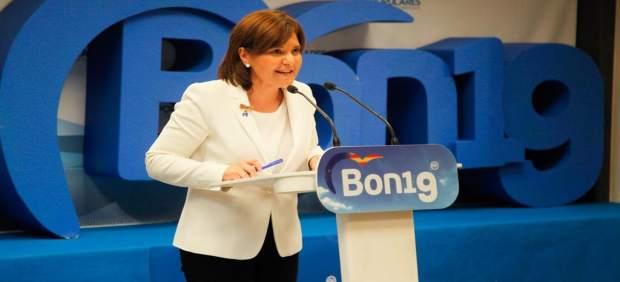 28A-A.- Bonig lamenta la victoria del Botànic 'por la mínima y de penalti' y avisa que Podem 'ahondará la fractura'