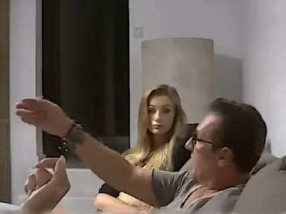 Strache, en el vídeo con la magnate rusa