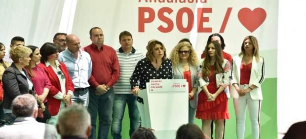 Jaén.- 26M.- Díaz respalda la candidatura del PSOE en Jódar, 'único voto útil' para que la localidad 'siga avanzando'