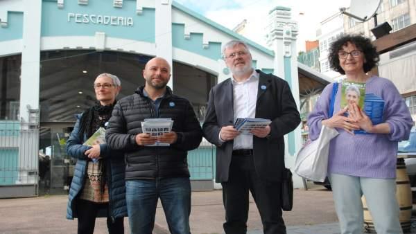 26M.- Villares Insta A Los 'Decepcionados' A Apoyar A La Marea Que Respalda En Ferrol Para Que Sea 'Llave De Gobierno'