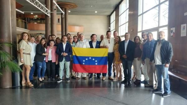 26M.- Bermúdez Desea Una 'Pronta' Convocatoria Electoral En Venezuela Que Permita Recuperar Las 'Libertades Perdidas'
