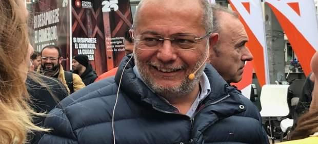 26M.- Igea Afirma Que Cada Voto A Cs Será Un Voto A Favor Del 'Cambio' Y La 'Libertad'