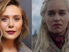 Elizabeth Olsen estuvo a punto de ser Daenerys