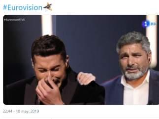 Memes de Eurovisión 2019