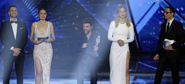 El holandés Duncan Laurence, ganador de Eurovisión