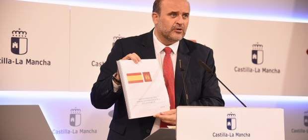 José Luis Martínez Guijarro, vicepresidente primero de C-LM