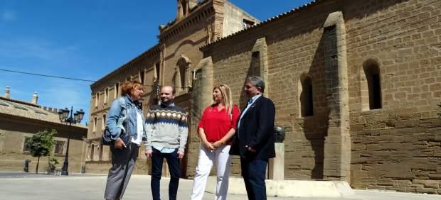 26M.- Carrera (PAR) Impulsará Sectores 'Importantes' Para Huesca Como El Turismo, La Energía Y La Agroalimentación