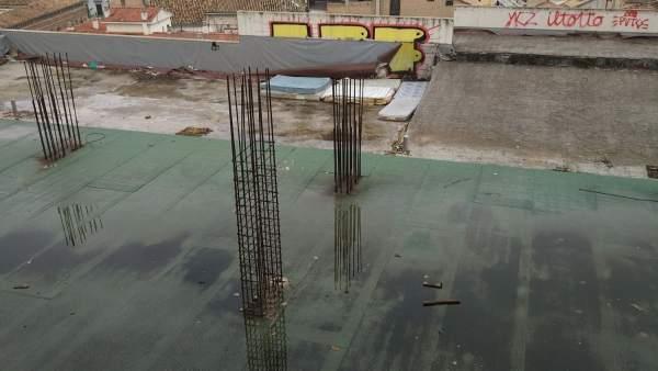 Granada.- Adjudicadas las obras de mejora del parking subterráneo de la calle Zenete de la capital