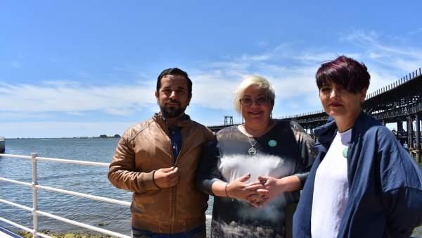 Huelva.- 26M.- Adelante promete un 'Plan de emergencia ante tsunamis' y educar a la población por el riesgo sísmico