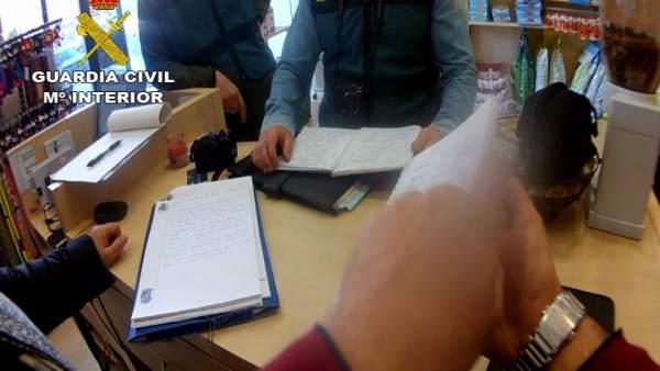 Suc.- Destapan en Burgos una trama de veterinarios y ganaderos que administraban medicamentos irregulares a animales