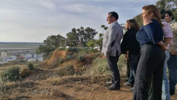 Huelva.- 26M.- Cs critica el 'abandono' en el que se encuentran El Conquero y propone convertirlo en un lugar de ocio