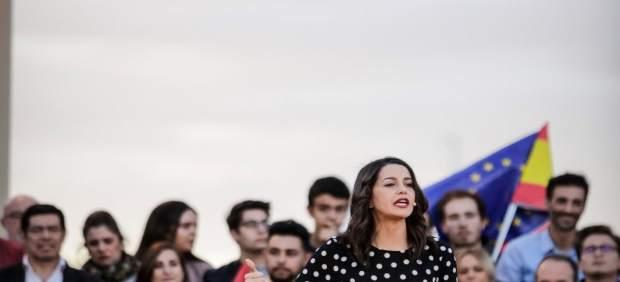 26M.- Inés Arrimadas Visitará Albacete Y Guadalajara Este Lunes Para Arropar A Los Candidatos De C-LM