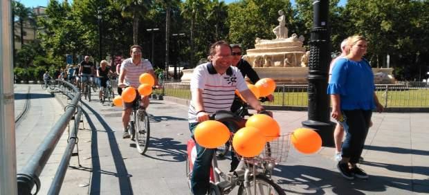 Sevilla.- 26M.- Pimentel lamenta que Sevilla 'carece de un sistema de movilidad sostenible'