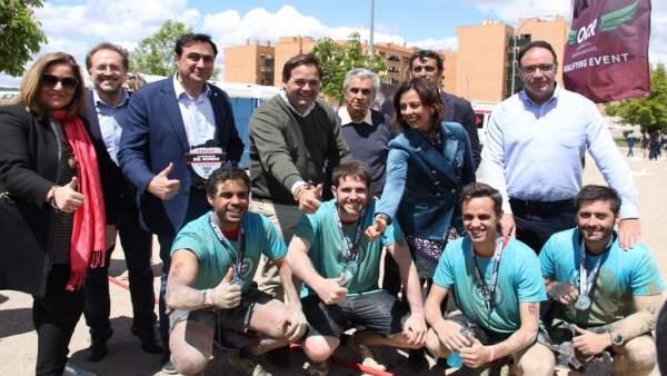 26M.- Núñez Dice Que Centro Regional De Innovación Empresarial Que Propone En Cuenca Creará Oportunidades De Desarrollo