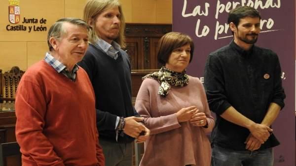 26M.- Pablo Fernández: 'Soria Va A Estar En El Centro De Todas Las Políticas Cuando Gobernemos'