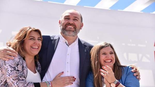 Cádiz.- 26M.- Díaz ve a Solís como primer alcalde de San Martín, independiente desde 2018, gracias a su 'justa lucha'