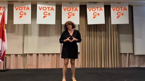 26M.- Rodríguez (Cs) Se Compromete A Reformar La Euroorden Para Que En Europa Nadie Se 'Fugue' Y 'Eluda' A La Justicia