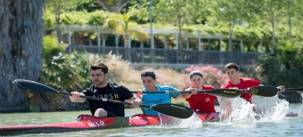 Sevilla.- 26M.- Beltrán Pérez promete 'llevar a la excelencia' la práctica deportiva en el río