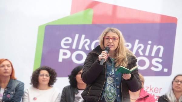 26M.-E-Podemos Apuesta Por 'Empoderar' A Las Mujeres Y Luchar Contra Discriminaciones Por Identidad O Prácticas Sexuales